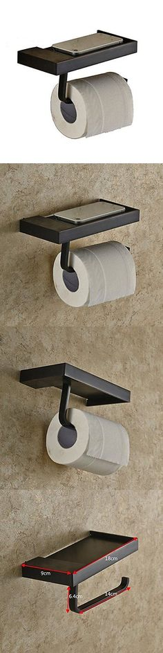 Toilet Paper Storage And Covers 177124: New Creative Multifunction Toilet  Paper Tissue Holder Oil Rubbed