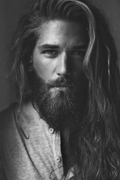 Ben Dahlhaus favors my hubs but hubs has dark brown hair and refuses to keep a well groomed beard. Gorgeous Men, Beautiful People, He's Beautiful, Absolutely Gorgeous, Ben Dahlhaus, Hair And Beard Styles, Long Hair Styles, Beard Love, Red Beard