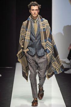 Sfilata Vivienne Westwood Milano Moda Uomo Autunno Inverno 2015-16 - Vogue