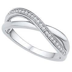 .14 Carat Brilliant Round Diamond Ring Wedding Band