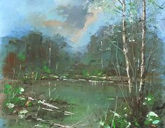 """Check out new work on my @Behance portfolio: """"Near the forest"""" http://be.net/gallery/38176953/Near-the-forest"""