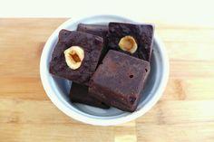 Zdrowe czekoladki: olej kokosowy, miód, masło kokosowe i kakao