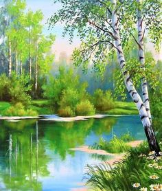 """""""We become aware of the void as we fill it. Beautiful Nature Pictures, Beautiful Gif, Amazing Nature, Nature Photos, Beautiful Landscape Wallpaper, Beautiful Landscapes, Nature Paintings, Beautiful Paintings, Landscape Art"""