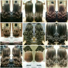 #ハイライト #ハイライトonカラー #ash #highlights  #ダブルカラー #ブリーチonカラー  #パールグレー #アッシュグレー #グレージュ #haircolor  #grayge #hairsalon  #Welina #hitomiyanagida #myworks #お客様photo