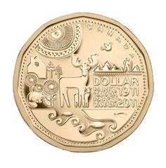 Canadian 100th anniversary National Parks circulation coin.  I've only found one so far and I gave it away!