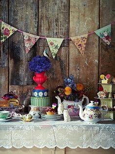 Anyone for tea? London based photographer Emma Lee