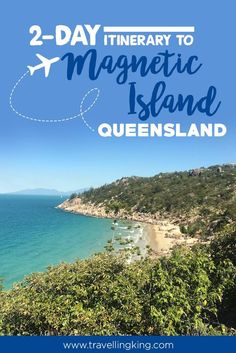 "2 day itinerary to Magnetic Island Queensland. Let's face it, we don't always have a lot of time on holidays, so we are here to help you see all you can see, and do all you can possibly do in 2 days on the tropical paradise ""Magnetic Island""! Queensland Australia, Australia Travel, Western Australia, Great Barrier Reef, Bali Travel Guide, Budget Travel, Australian Continent, Airlie Beach, Romantic Travel"