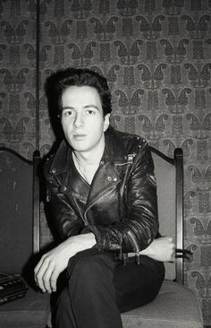 """Authority is supposedly grounded in wisdom, but I could see from a very early age that authority was only a system of control and it didn't have any inherent wisdom."" - Joe Strummer, The Clash"