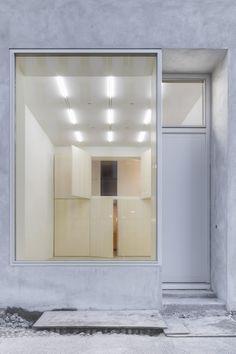 Berlin art gallery by Nord Studio
