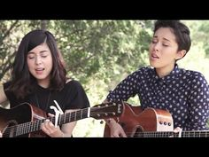 First Aid Kit - Emmylou (Cover by Kina Grannis & Daniela Andrade) #Emmylou #KinaGrannis #DanielaAndrade
