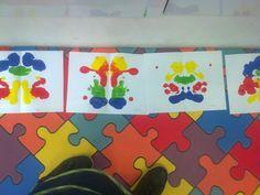 Temperas de colores / cartunila ( doblada en forma de targeta  y  SORPRESA <3 )
