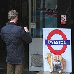 "Paul McCartney renames Tube Stations on his ""Ewe Tube"" Map"