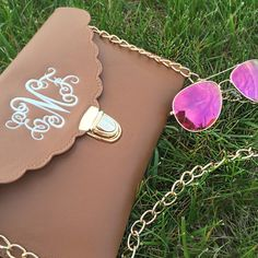 Fabulous Scalloped clutch from Marley Lilly! Bargain find on Wittynpretty.com