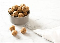 No bake power balls