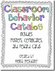 Great behavior chart and ideas.