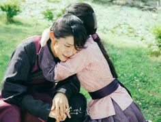 Image result for scarlet heart ryeo wang so crying