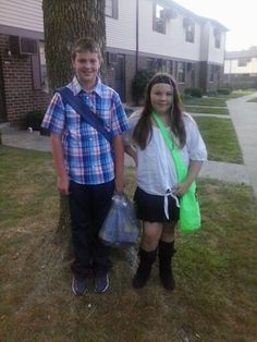 A great promt for a first day of school photo
