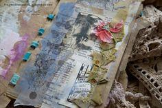 Art journal album ilana step finish 9