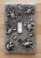 Sea Turtle Single Switch Plate