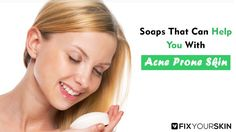 Best acne soap is exactly what you want if you are looking to combat acne-prone skin and make your skin refreshed at the same time. Now, if you are wondering how you will find the best acne soap, then you are at the right place. #Skincare #Acne #Prone #Soaps #Healthy #Makeup #Beauty #Cosmetics