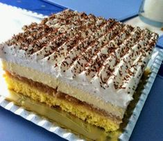 Strudel, Pavlova, Tiramisu, Cheesecake, Dessert Recipes, Food And Drink, Cooking Recipes, Sweets, Apple