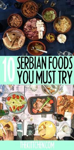 10 mouthwatering Serbian foods that you need to give a try! ***************************************** Serbian food | Serbia | Serbia travel | Serbia desserts | Serbia tips | Europe food | European food