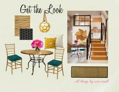 Get the Look of Karlie Kloss's apartment from All Things Big and Small