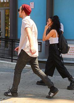 Robert Pattinson and FKA Twigs Cutest Pictures | POPSUGAR Celebrity
