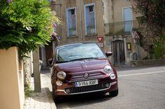 Fiat 500 i feriemodus #fiat500