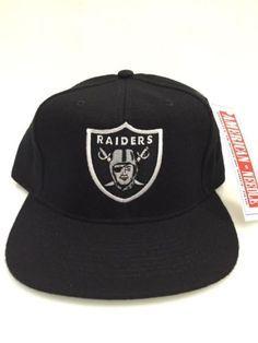 f4fdc90b670 VINTAGE LOS ANGELES RAIDERS SNAPBACK HAT AMERICAN NEEDLE CAP NWA EAZY-E LA  NWT