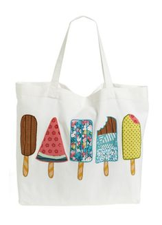 Popsicle tote