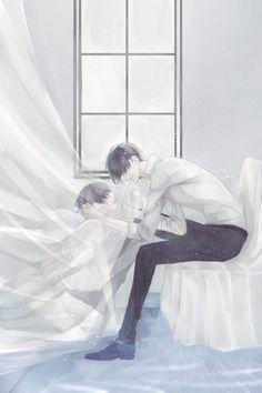 Read Manga Kookv continuación from the story Vharem by TaehyungNgw (Taehyung) with reads. Boys Anime, Manga Boy, Manga Anime, Anime Art, Dark Anime, Image Manga, Boy Art, Shounen Ai, Manga Games
