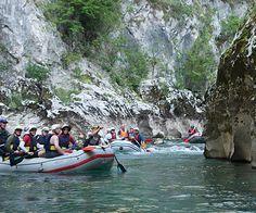 Rafting @ Mostar, Bosina