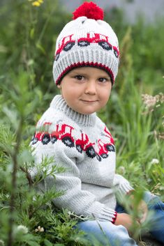 Baby Boy Knitting Patterns, Baby Sweater Knitting Pattern, Knitting Paterns, Knit Patterns, Baby Knitting, Crochet Baby, Knit Crochet, Rowan Knitting, Knitting For Kids