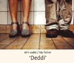 A father-daughter relationship M'n vader/My Father-Deddi Chantal Spieard Mirelle Thijsen's Choice of Photobooks on Care environments and Matters of Life and Death Photography http://bintphotobooks.blogspot.nl/2011/05/father-daughter-relationship-mn-vadermy.html