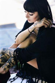 ★ Gorgeous Hannah Snowdon ★