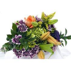 Beautiful Morning 32-Stem Mixed Flower Bouquet.