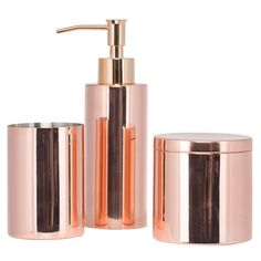 Paloma Canister  Copper Colour