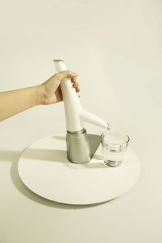 Lotus_ Water purifier for family by Wongyung Lee, via Behance
