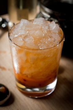 Brandy Old Fashioned 1 sugar cube or 1 tsp simple syrup 2 dashes Angostura bitters 1 orange wedge 1 cherry, preferably Amarena or Maraska 2 oz brandy or Cognac This picture is pretty but I would never drink anything with that much ice in it :-) Brandy Old Fashioned, Old Fashioned Drink, Old Fashioned Recipes, Old Fashioned Glass, Old Fashioned Cocktail, Brandy Old Fashion Recipe, Old Fashion Drink Recipe, Brandy Cocktails, Classic Cocktails