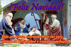 ¡¡¡PUES CERREMOS LOS OJOS!!! https://www.cuarzotarot.es/navidad #BuenosDias #FelizMartes #Navidad