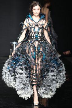 Yiqing Yin Couture F/W 2012