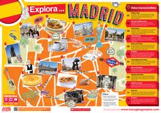 TOUCH this image: Explora... Madrid by Mary Glasgow Mags