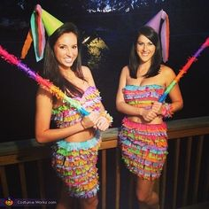 Pinatas! - 2013 Halloween Costume Contest via @costumeworks