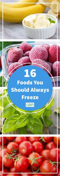 Save money on groceries by buying these foods in bulk and moving them from fridge to freezer.