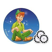 Peter Pan View-Master 3-D - 3 Reels, 2015 Amazon Top Rated Viewfinders #Toy