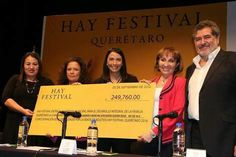 Arranca el Hay Festival en Querétaro    http://ift.tt/2vRcy5r