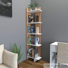 Endizayn'dan Modern Kitaplıklar Ve Fiyatları