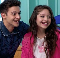 Matteo e Luna #SoyLuna