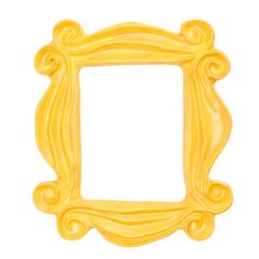The Yellow Peephole Frame from The Friends TV Show as Seen on Monica's Door | eBay